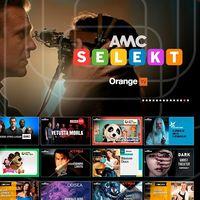 Orange TV añade AMC Selekt con 5.000 nuevos programas a la carta en su estreno internacional
