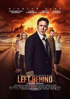 'Left Behind', primer tráiler y cartel final de lo nuevo de Nicolas Cage