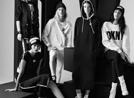 DKNY y Opening Ceremony: una colección cápsula para urbanitas