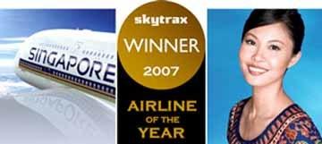 Las 10 mejores aerolíneas del año 2007