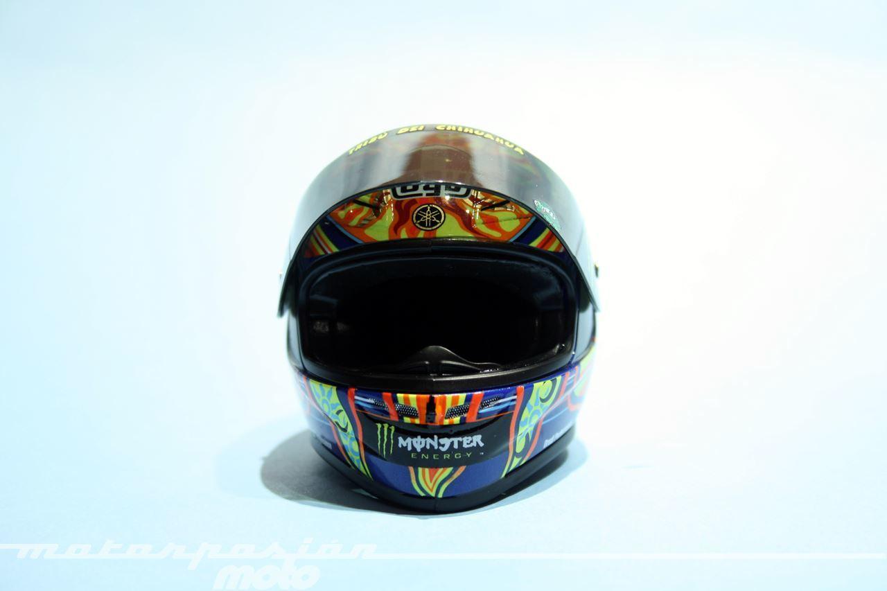 Foto de Los mejores cascos de MotoGP, probamos la próxima colección de Altaya (8/19)