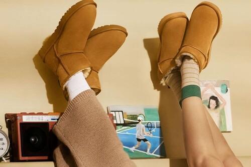 Pies calentitos con estilo con cualquiera de estas 13 botas UGG rebajadísimas en El Corte Inglés
