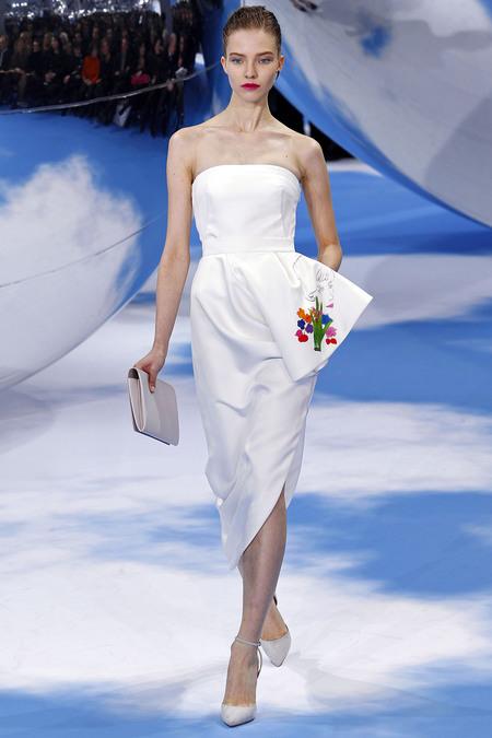 Foto de Christian Dior Otoño-Invierno 2013/2014: Memory dresses (19/21)
