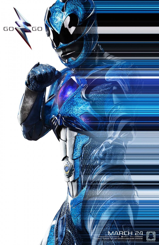 Foto de 'Power Rangers', carteles de los protagonistas del reboot (3/10)