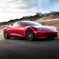 Musk quiere que el Tesla Roadster vuele a un metro del suelo gracias a unos propulsores situados en lugar de los asientos traseros