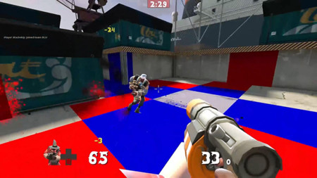 Splatoon llega a Team Fortress 2 gracias a un Mod y con tinta roja