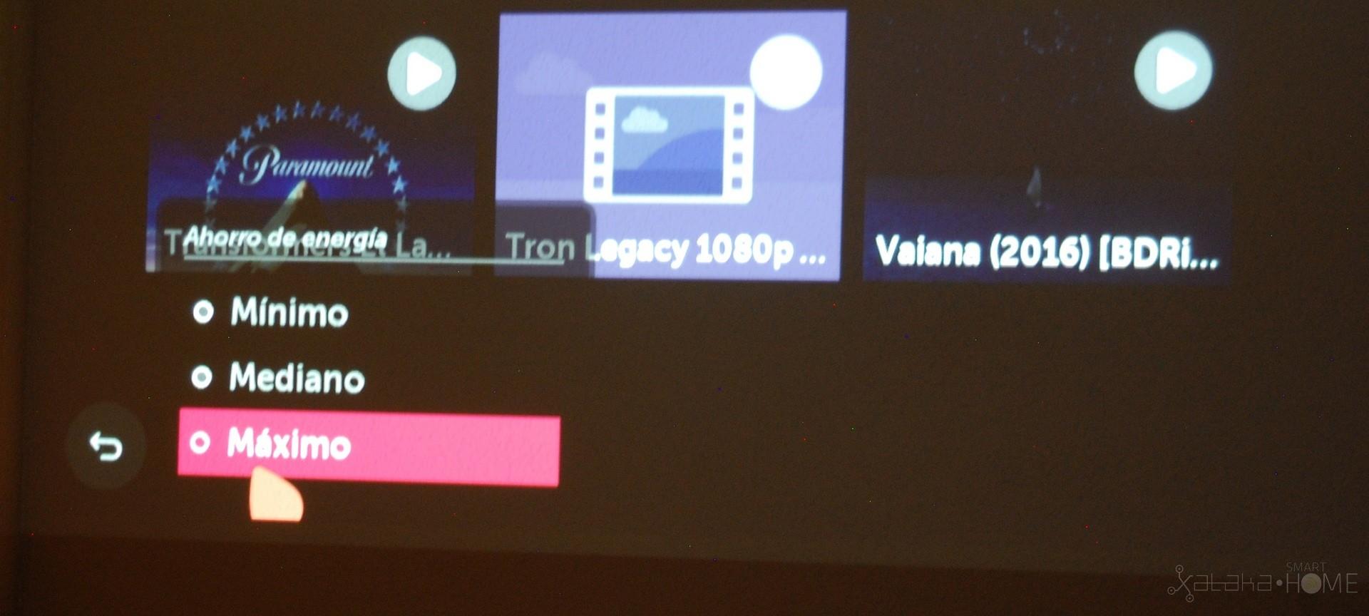 Foto de Smart Láser TV HF80JS (10/20)