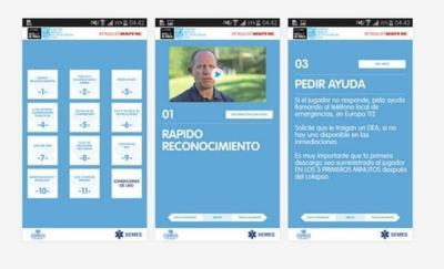 CPR11: Una App para salvar vidas en caso de parada cardiorrespiratoria