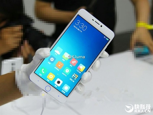 Xiaomi Mi 5S aparece en fotografía ante su inminente presentación