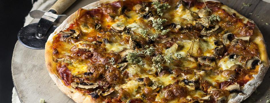 Moderno California Foxwoods Cocina De Pizza Friso - Ideas para ...