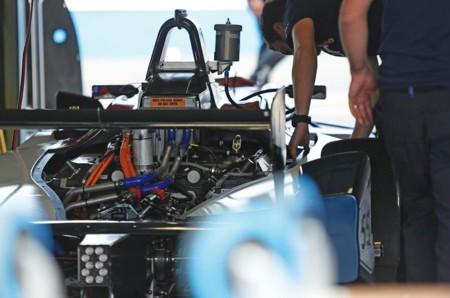 Formula E 2015 Powertrain