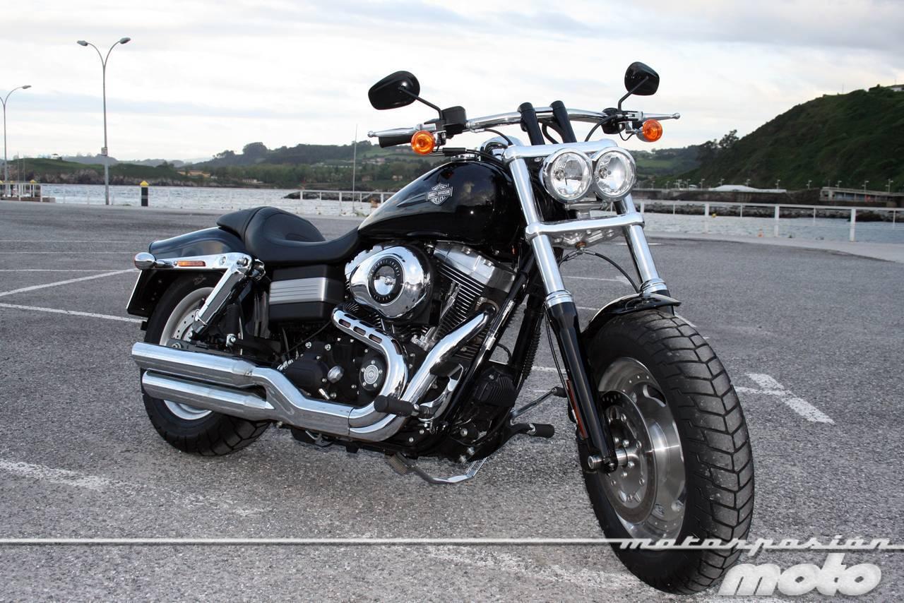 Foto de Harley Davidson Dyna Fat Bob, prueba (2/21)
