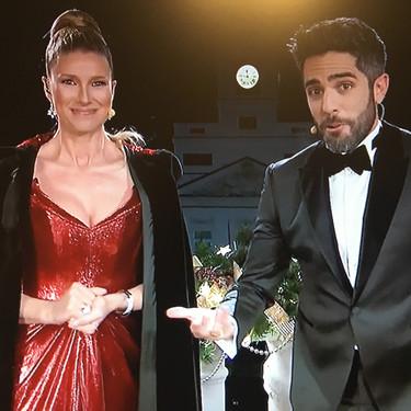 Los looks de las campanas 2020: desde el glamour de Anne Igartiburu hasta el escultórico estilismo de Cristina Pedroche