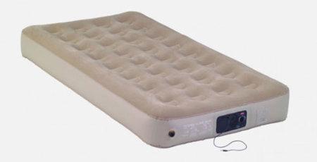 Quickbed, colchón hinchable con MP3
