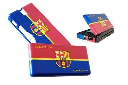 Fundas del FC Barcelona para la DS Lite
