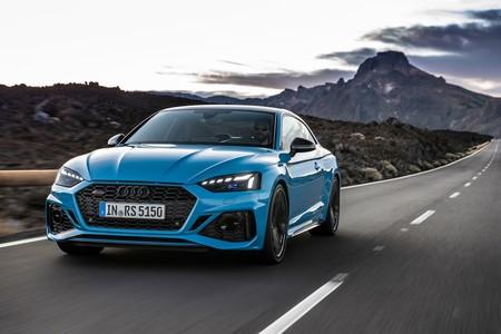 El Audi RS 5 se renueva sutilmente por fuera y por dentro manteniendo el motor 2.9 V6 de 450 CV
