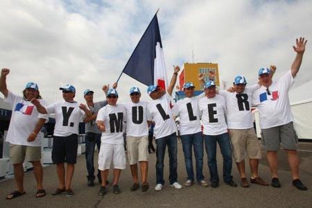 Yvan Muller es oficiosamente bicampeón del WTCC