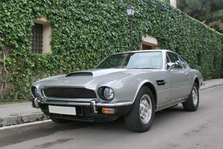 Clásicos: Aston Martin V8 de 1977
