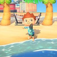 Animal Crossing: New Horizons: lista con todas las criaturas de la pesca submarina de junio