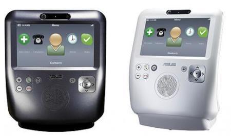 El videoteléfono Asus AiGuru SV1T aumenta el tamaño de su pantalla