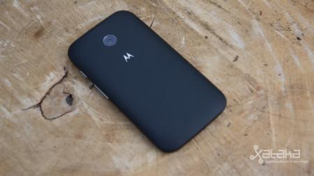 Motorola Moto E Trasera
