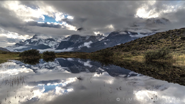 Patagonia timelapse 4k pentax