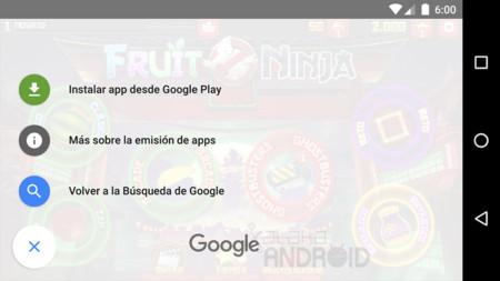 Emisión Apps Android