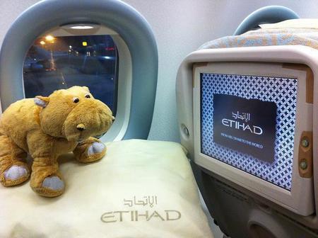 Etihad Airways ofrece un servicio de nannys en vuelo