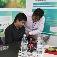 Obtienen politécnicos medalla de plata en Europa por germinador de semillas para el campo mexicano