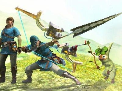 Monster Hunter XX tendrá una colaboración con Zelda: Breath of the Wild en su versión para Nintendo Switch