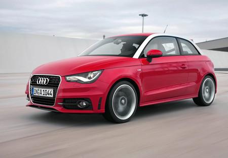 Audi A1 S Line 1