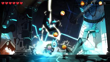 Wonder Boy: Dragon's Trap concreta su lanzamiento en PC con un tráiler muy completo