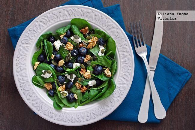 15 ensaladas con hojas verdes para sumar frescura a tu mesa diaria