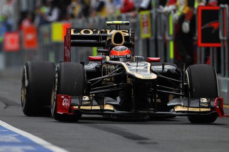 Vuelve Romain Grosjean, vuelve la sonrisa de la Fórmula 1