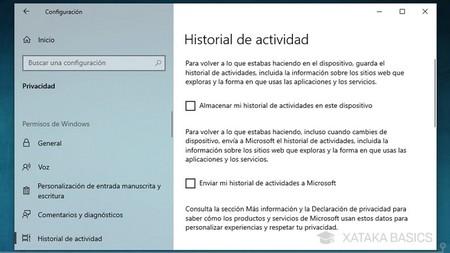 Historial De Actividad