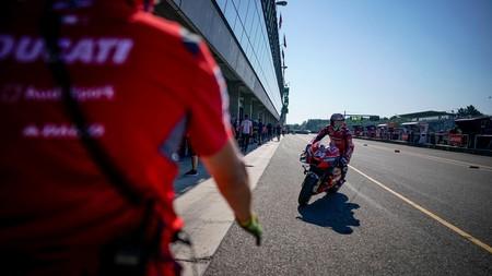 Dovizioso Motogp Ducati 2020
