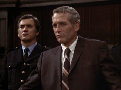 Especial Paul Newman: 'El hombre de Mackintosh' de John Huston