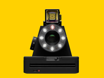 La I-1, la cámara que traerá de vuelta la gloria retro de Polaroid