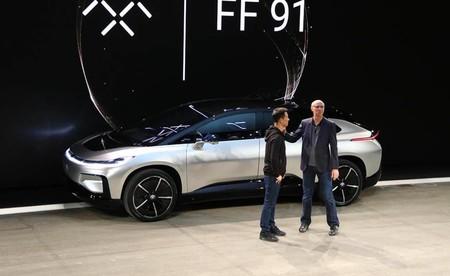 Faraday Future vende sus propiedades