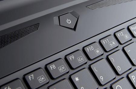 Imagen de cerca de teclado