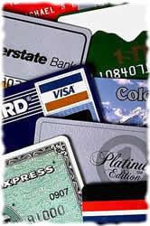 Pagar con tarjeta de crédito da mucha información