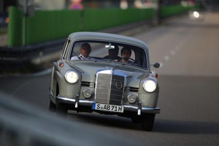 Mercedes Benz 180d 110