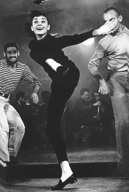 Audrey Hepburn Funny Face 1957 1950 S