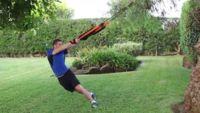 Vídeo-entrenamiento en suspensión (III): dorsal