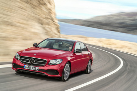 Se filtran las fotos del nuevo Mercedes-Benz Clase E