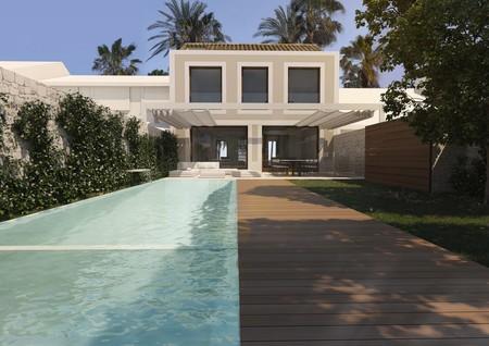 Puertas abiertas: casa Garbí, reinterpretación y abstracción frente al mediterráneo by Ramón Esteve