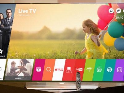 Los televisores LG se preparan para recibir WebOS 3.0 que llegaría con un buen puñado de novedades