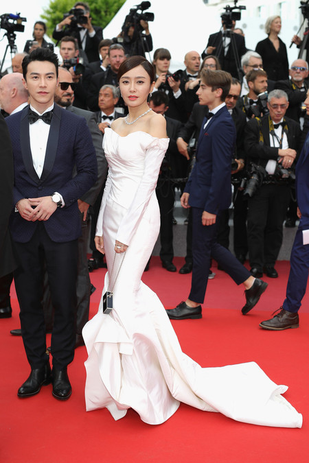 Masahiro Higashide Solo A Star Wars Story Cannes Premiere 2018 Red Carpet