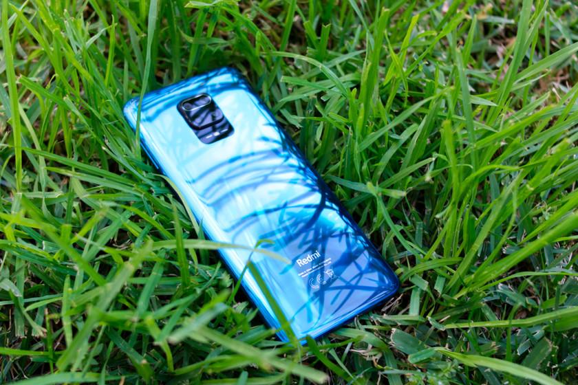 Xiaomi Redmi Note 9S, análisis: érase una vez una powerbank con cuatro cámaras traseras