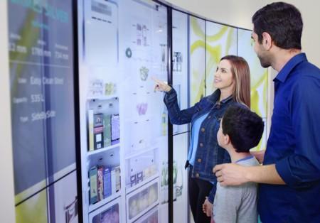 Samsung inaugura centros digitales interactivos para comprar electrodomésticos en Colombia